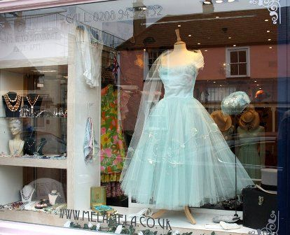 The 38 best London\'s best vintage shops - womenswear images on ...