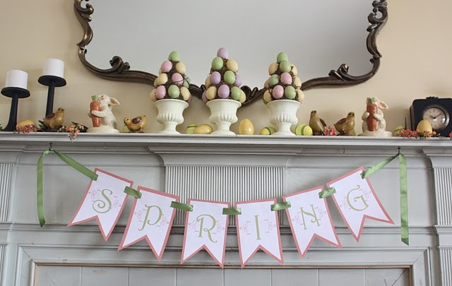 For Easter Decorations