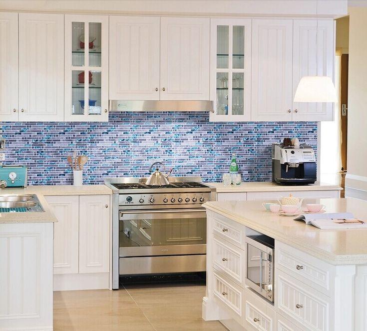 14 best Kitchen Backsplashes images on Pinterest | Mosaicos, Fondo ...