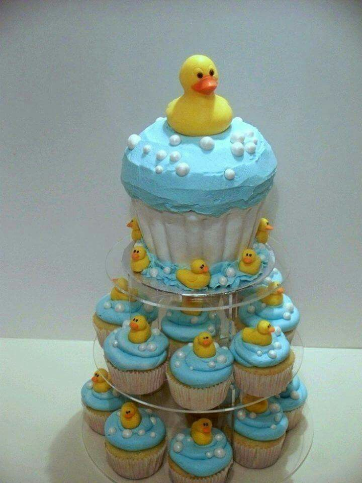 How To Make Bubbles For Rubber Ducky Cake