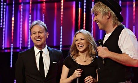 NEWS ALERT: Kylie Minogue and Jason Donavon reunite to sing Especially For You..!