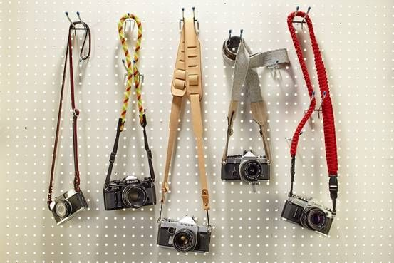 Chic Camera Straps for the Discerning Photographer - WSJ