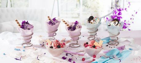 Ice Cream! Yes, please! Unique ice cream bowls for your themed party!