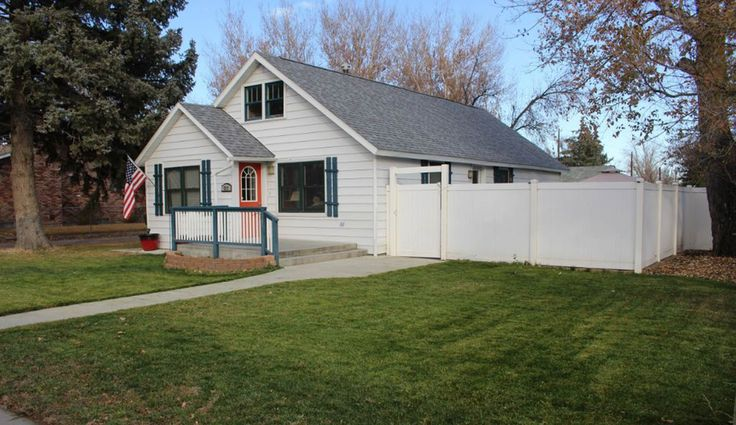 You'll love the 1930s charm of this home as well as the many updates its seen recently, including a newer hot water heater, central air, roof, electrical, plumbing, and more! There's just too much to list! Call Wind River Realty at 307-856-3999 to schedule your private tour.