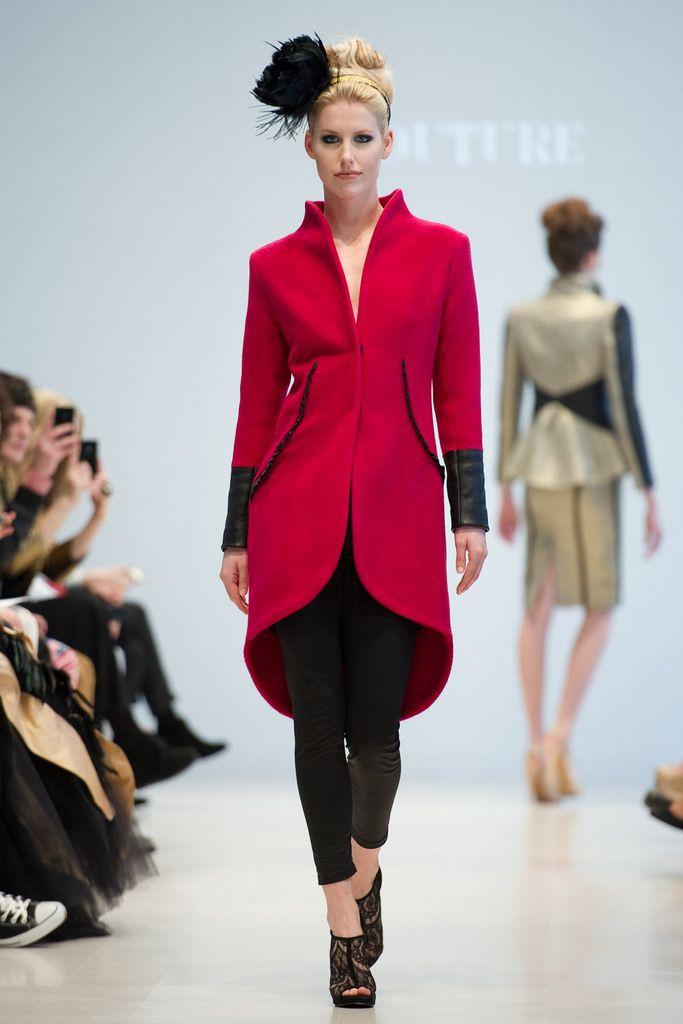 Eva Chen Fashion Show Model: Breanne www.orangemodels.ca