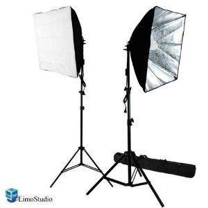 #Sears: $16.20 Lusana Studio 2 x Softbox Photography Light DSLR Camera Lighting Kit LNG1318 #LavaHot http://www.lavahotdeals.com/us/cheap/16-20-lusana-studio-2-softbox-photography-light/69221