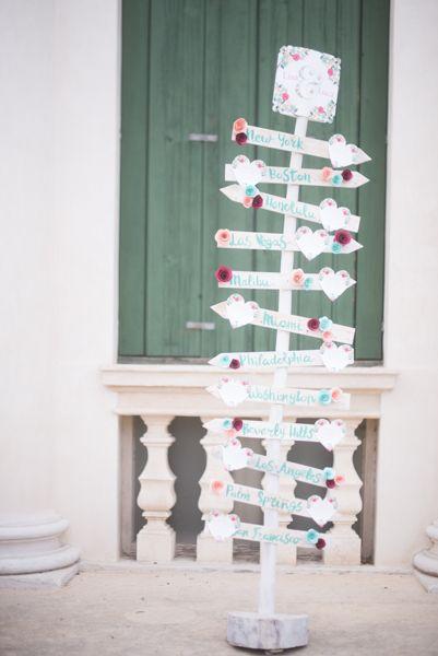 Tableau tema viaggi pic by: www.thesweetside.it #partecipazioni #stationary #sweet #wedding #love #bride #paper #flowers #peperosadesign #tableau #tableaudemariage