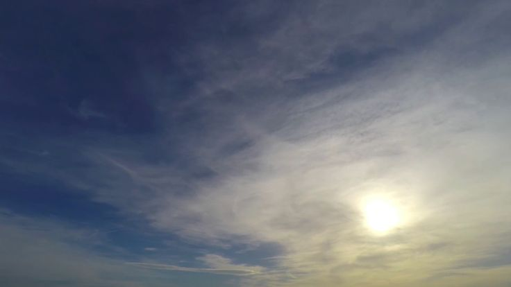FREE HD video backgrounds – GoPro Hero 4 free raw footage sky with grey ...
