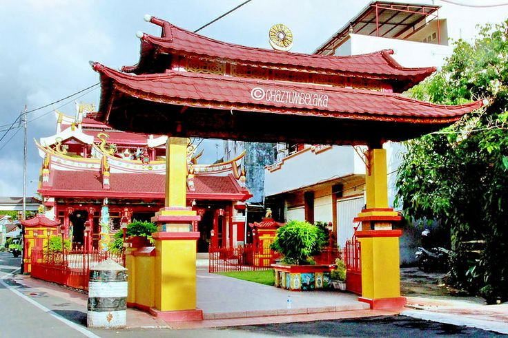 Klenteng in Manado