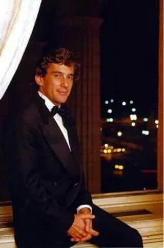 Ayrton Senna, um príncipe.