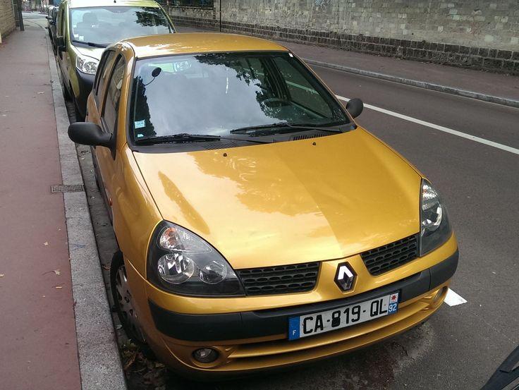 La Renault Clio de Nizar vous attend à Sceaux (92) !