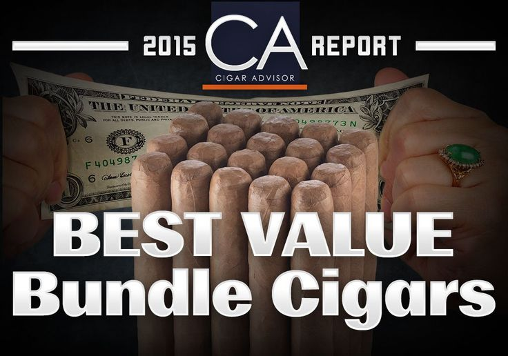 Tommy Zman's picks for the 10 best value bundle cigars on the market today: his proof that a good cigar can be a cheap cigar. Read now!