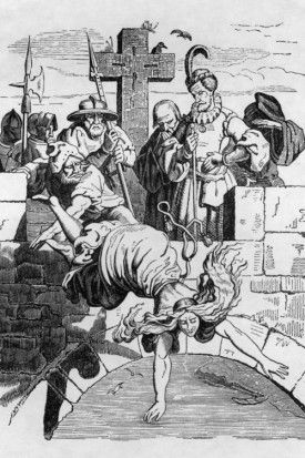 witch trials in germany The bamberg witch trials one of the largest witch hunts of the time men , women, and children were accused and executed for being a witch in germany.