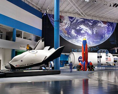 NASA Space Center, Just Outside of Houston, One of the Most Outstanding Places on Earth, Though We May be Biased since Dad worked for NASA!