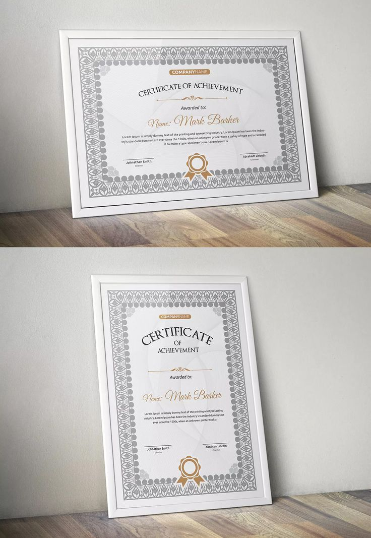46 best certificate templates images on pinterest certificate certificate template eps yelopaper Gallery