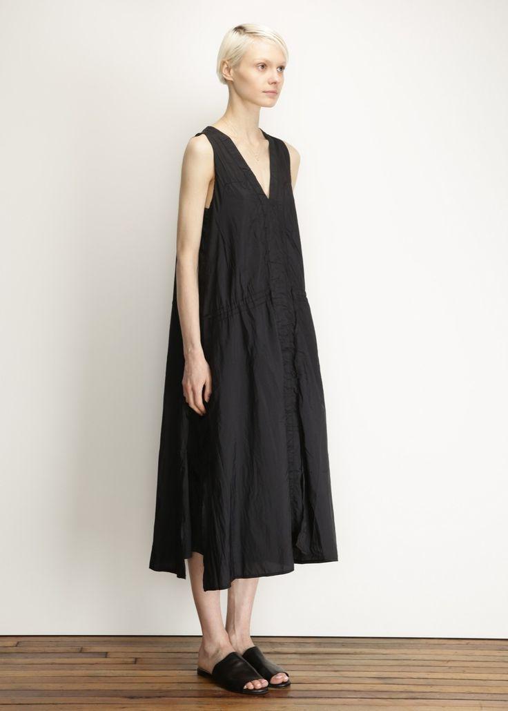 Henrik Vibskov Cream Dress (Nori Black)