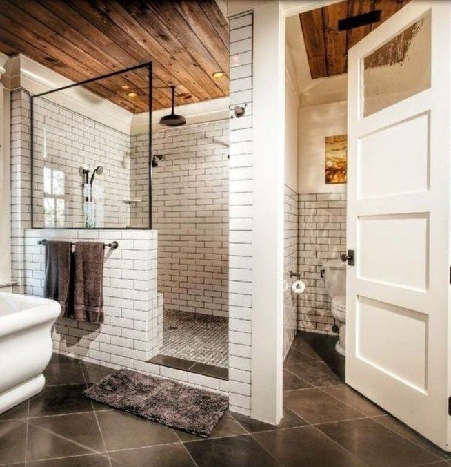 46 Beautiful Master Bathroom Remodel Design Ideas Home Remodeling New Homes House