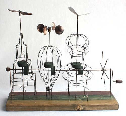 25 best ideas about kinetic toys on pinterest diy games for Kinetic desk sculpture