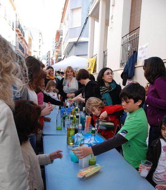04 Tallers Trobades d'Escoles en Valencià 2013 a Pedreguer (114) Foto: laveupv.com