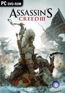 Assassin's Creed 3 PC Release in NovemberXbox 360, Assassinscreed, Assassins Creed 3, Videos Games, Boxes Art, Creed Iii, Book Jackets, American Revolutions, Xbox360