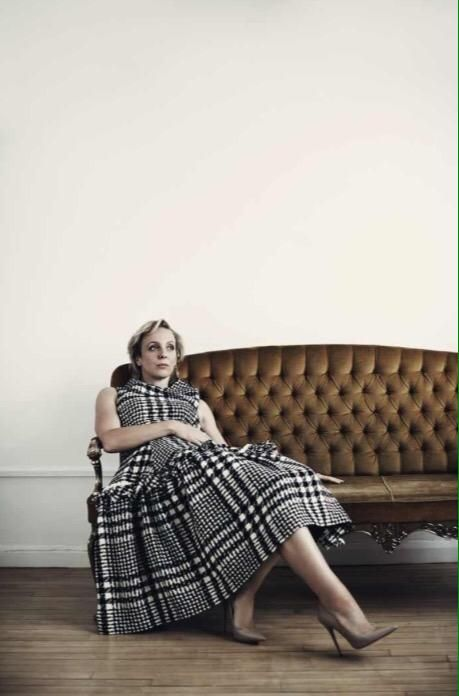Amanda Abbington looking gorgeous!