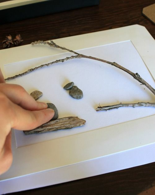 DIY pebble art tutorial #Pintorials