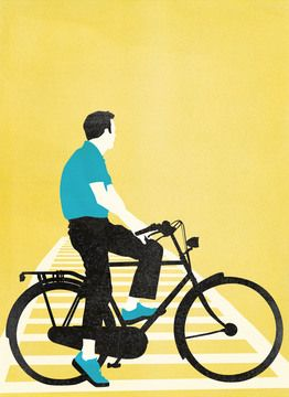 """""""Bicycle"""" by Amy DeVoogd"""