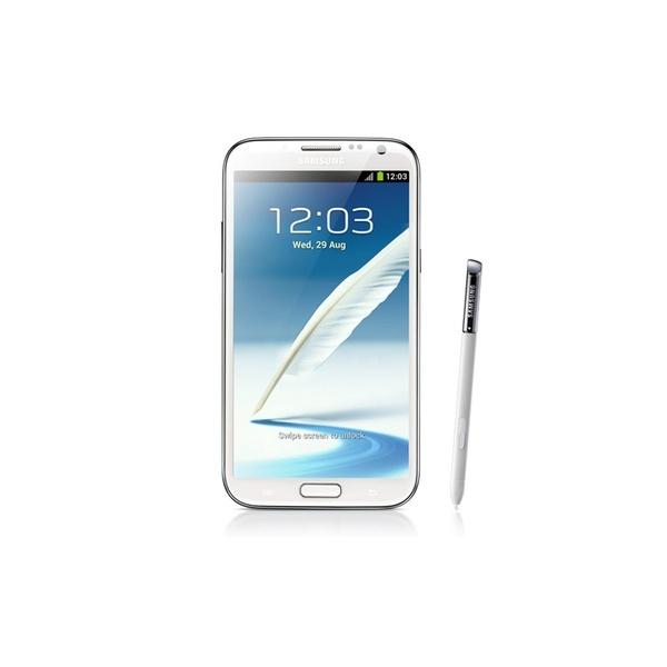Samsung Galaxy Note II 16GB weiß mit Vertrag