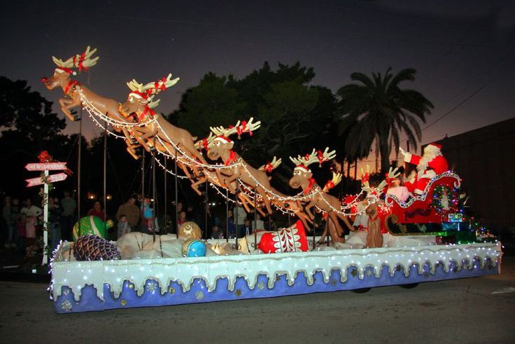 Christmas Float Ideas With Lights.Image Result For Christmas Parade Float Ideas Kayak Parade