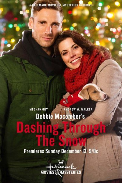 "Hallmark Movies & Mysteries: ""Debbie Macomber's Dashing Through the Snow"" (2015) 