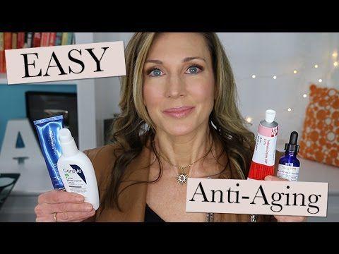 Quick Easy Anti Aging Skincare Routine The Essentials Https Tumblr Com Z8fvob2tblpuf Anti Aging Skincare Routine Anti Aging Skin Care Skin Care Routine