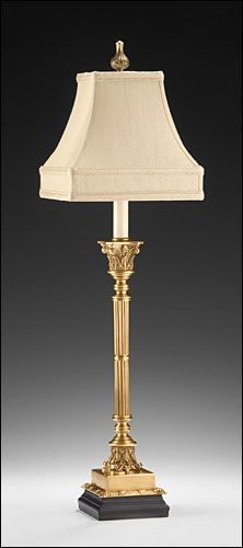 13 best Brass Table Lamps for Living Room images on Pinterest ...