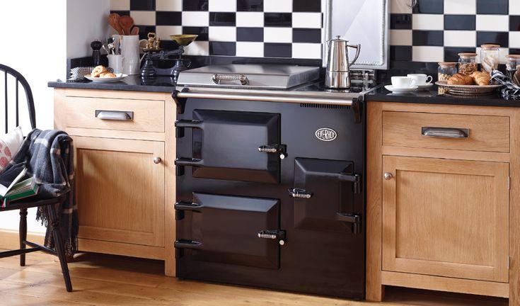 90cm Range Cooker, 2 ovens, Hot Plates & Induction Hob option