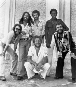"The ""Average White Band""  (cut the cake)"