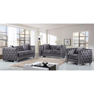 Broyhill Sofa Gorgeous grey sofa set Grey Sofa SetOnline FurnitureFurniture