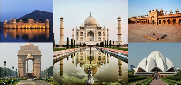 Golden triangle tour 3 nights 4 days is the best tour package, For them those who want to visit India's most beautiful cities. In this tour package, you will visit three cities Delhi, Agra, and Jaipur. There will you see India's history.