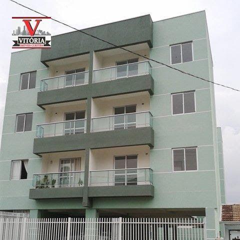 Apartamento novos à venda, Cidade Jardim, São José dos Pinhais.