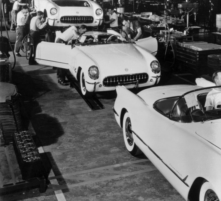 211 Best Car Factories /Assembly Lines Images On Pinterest