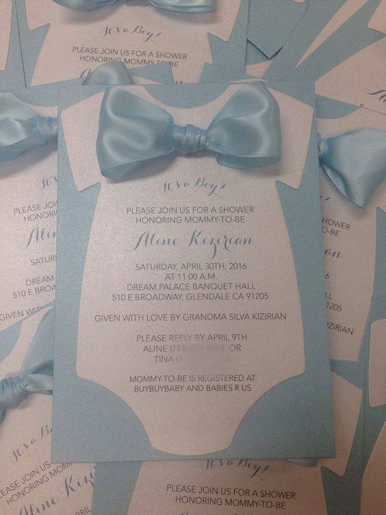17 best ideas about baby shower invitations on pinterest | baby, Baby shower invitations