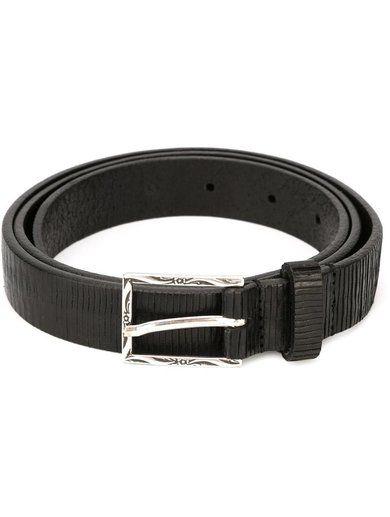 http://sellektor.com/on Dsquared2 Etched Buckle Belt