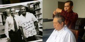 8 Tukang Cukur Pribadi Pemimpin Negara di Dunia
