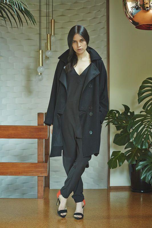 Opaque Coat