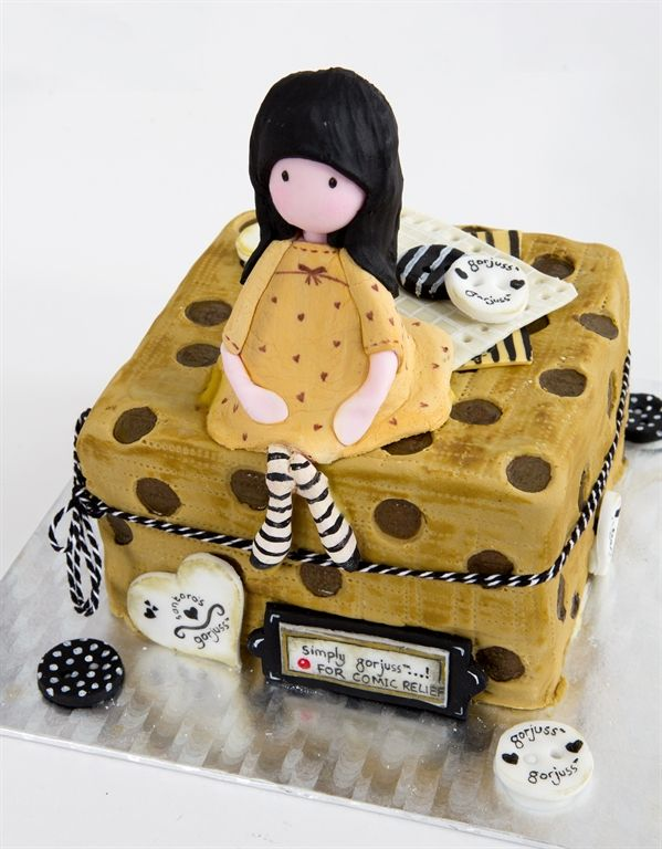Cake Art By Suzanne : 17 Best images about Girls on Pinterest Cute cakes ...