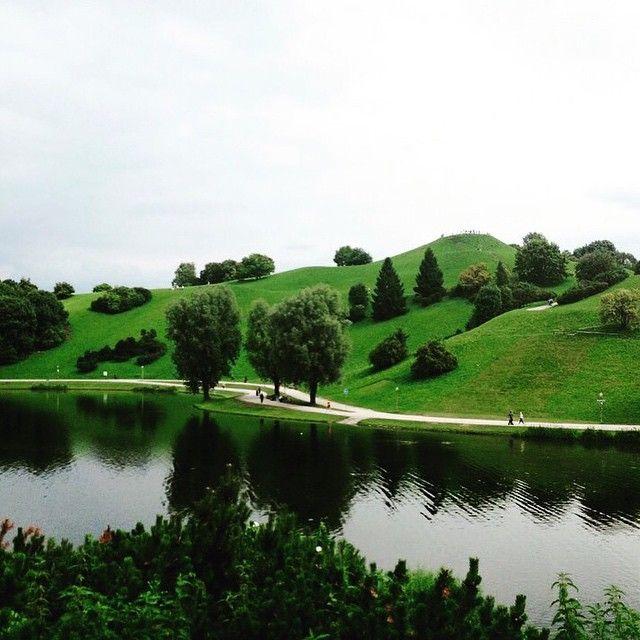 Olympiapark , München📍 ----------------- 👉👉@Bavaria.germany  #bayern  #Bavaria  #deutschland #munich #nature#foto #love #munich