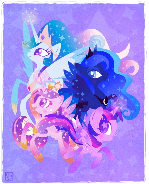 Mlp princesses