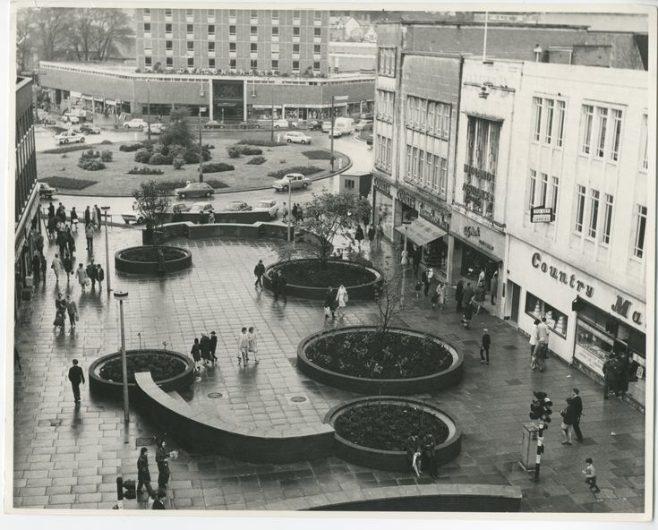 College Street Swansea | Peoples Collection Wales