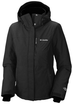 A warm winter coat with a sophisticated air—the waterproof Alpine Action Jacket is crafted with our patented thermal-reflective technology and 100g of synthetic insulation for all-day warmth. The jacket's premium cross-dye fabric features a lovely texture and full waterproof breathability, while a suite of ski-and-snowboard-ready features anticipate your other on-mountain needs.