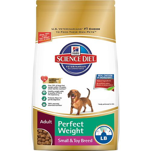 Hills helps your dog get back to a healthy weight! #PerfectWeight #Ad @HillsPet
