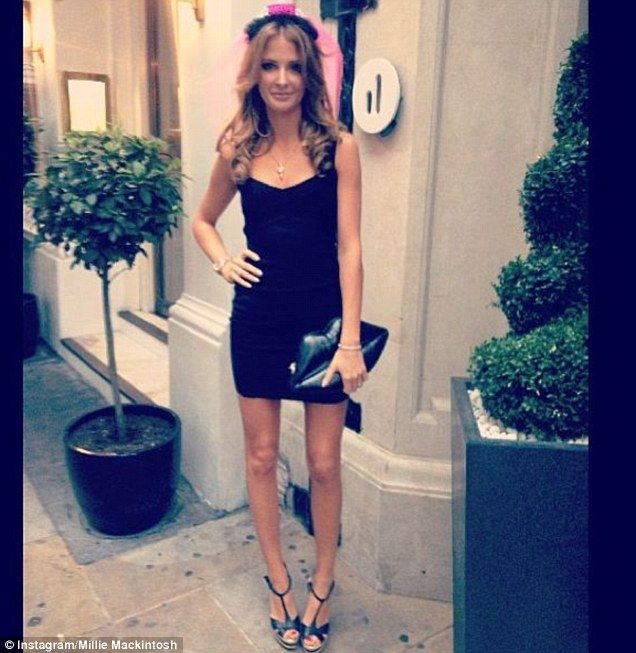 17 Best Images About Millie Mackintosh On Pinterest