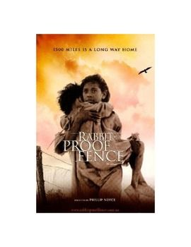 Use the Rabbit Proof Fence Movie to connect to the following topics:1) Aboriginal Culture2) Stolen Generation3) English Colonization4) Australian CultureRent/Purchase video to preview and to to alter questions to your needs